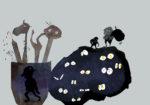 Lakridsmanden. Fortalt af Jens Peter Madsen, med tegning af Tanja Eijgendaal