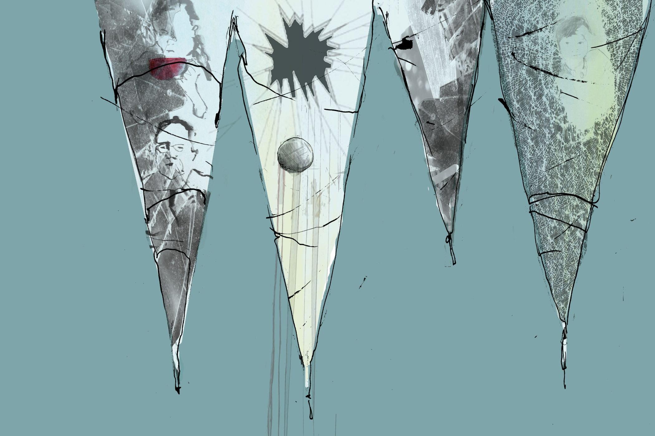 Istappen. Fortalt af Jens Peter Madsen, med tegning af Tanja Eijgendaal