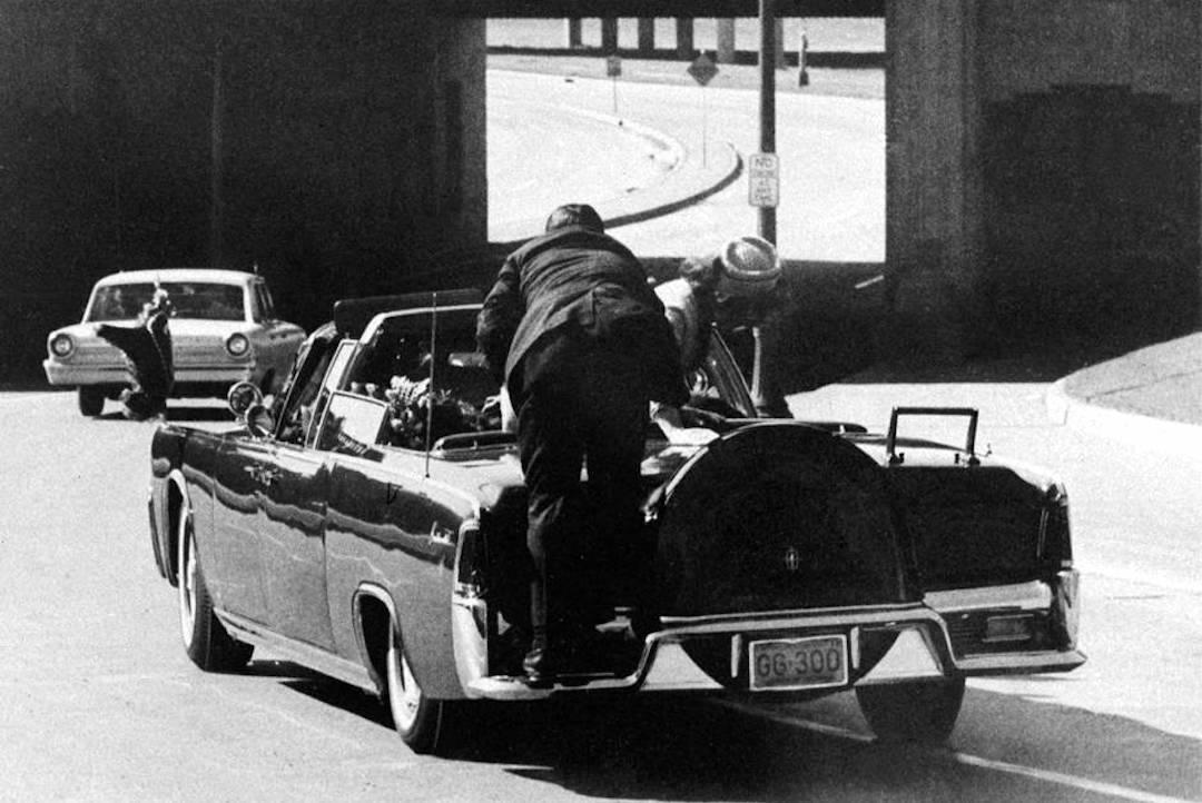 Mordet på præsident Kennedy