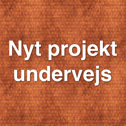 nyt projekt
