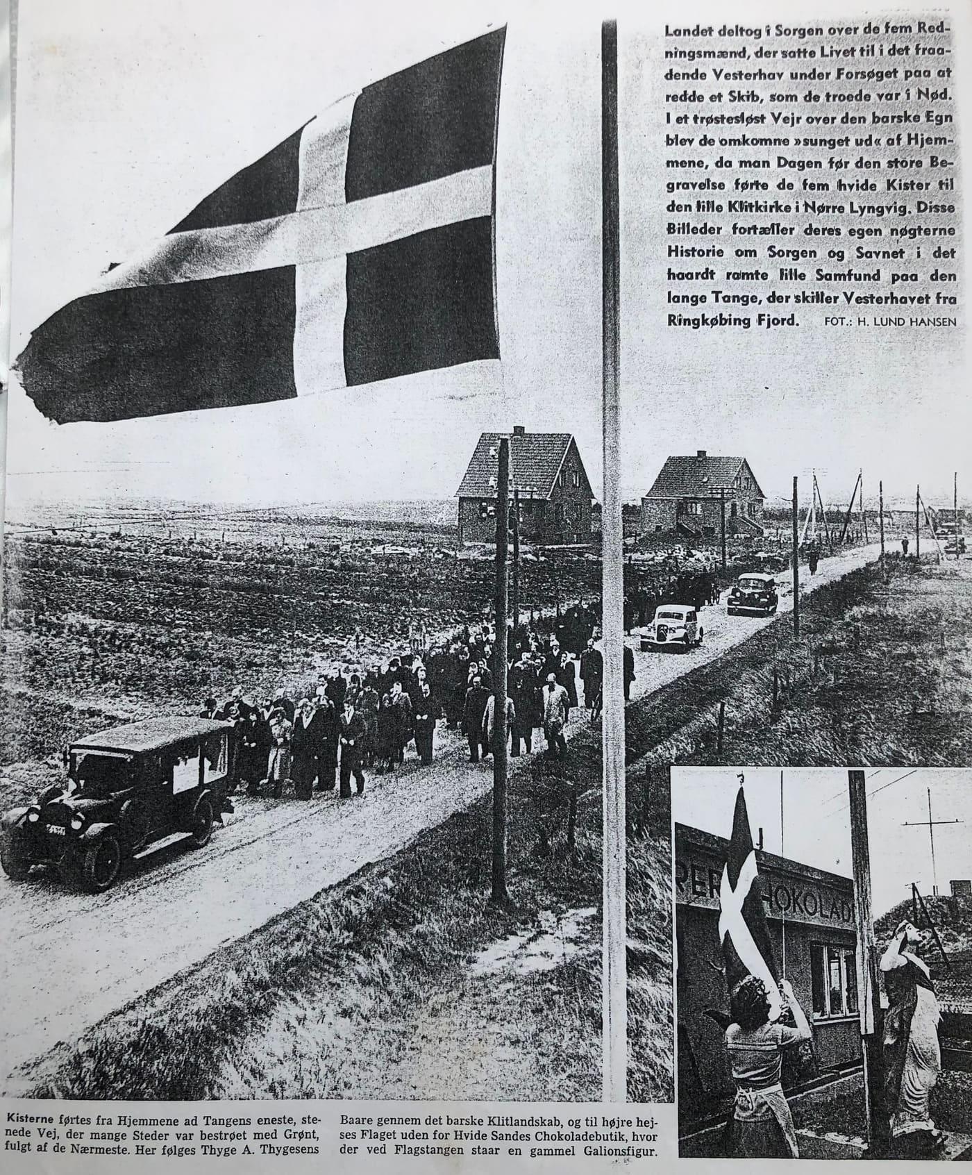 Forliset 9. december 1951.