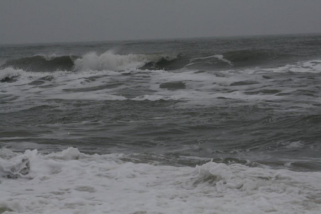 Vesterhavet ved Nørre Lyngvig og Lyngvig Fyr
