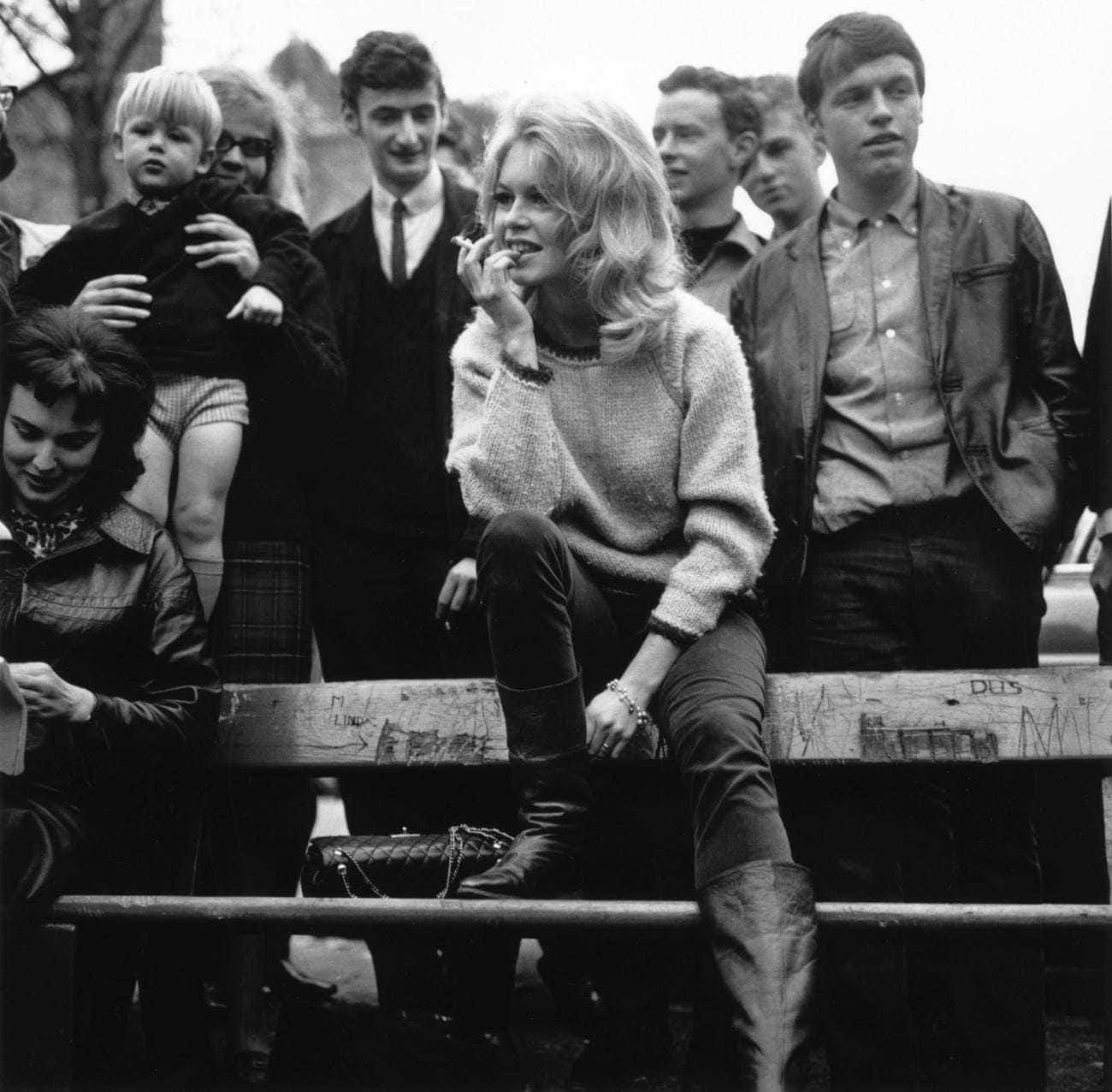 Ufordring til hjemsendte – Jeans mode – Brigitte Bardot